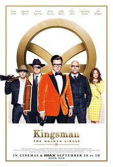 "Cinema Savvy ""Kingsman: The Golden Circle"""