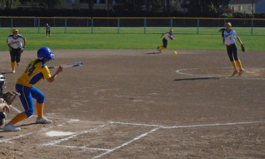 Softball Rivalry