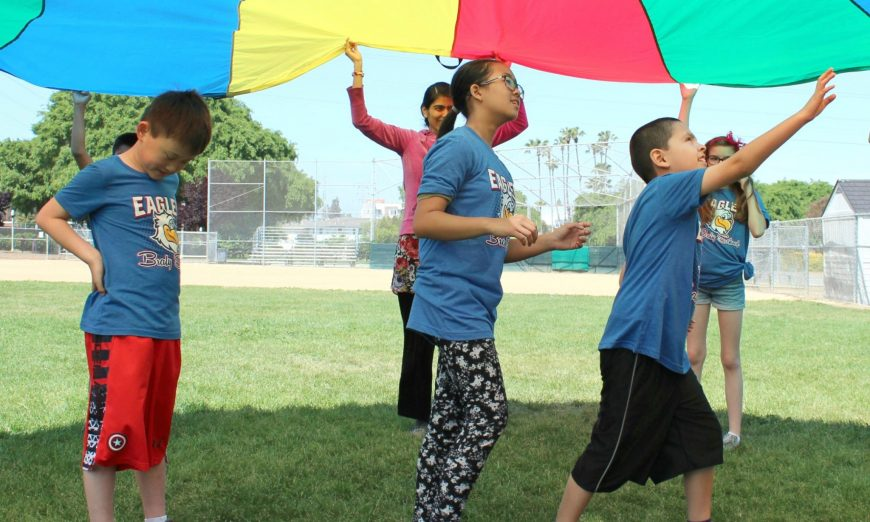 Braly Elementary School's Special Olympics