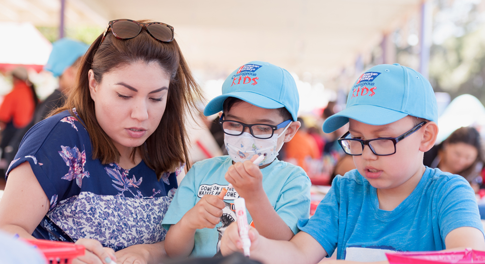 When Children Are Diagnosed With >> Courageous Kids Day At Great America The Silicon Valley Voice