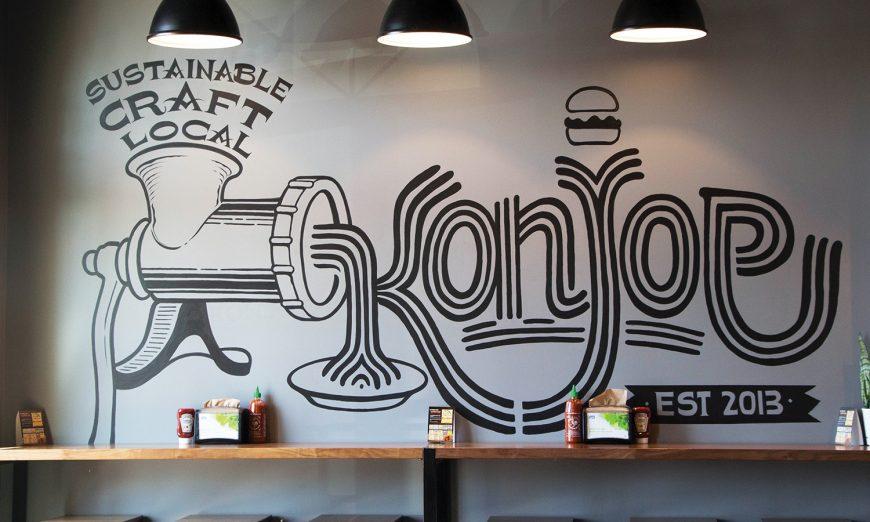 Konjoe Burger