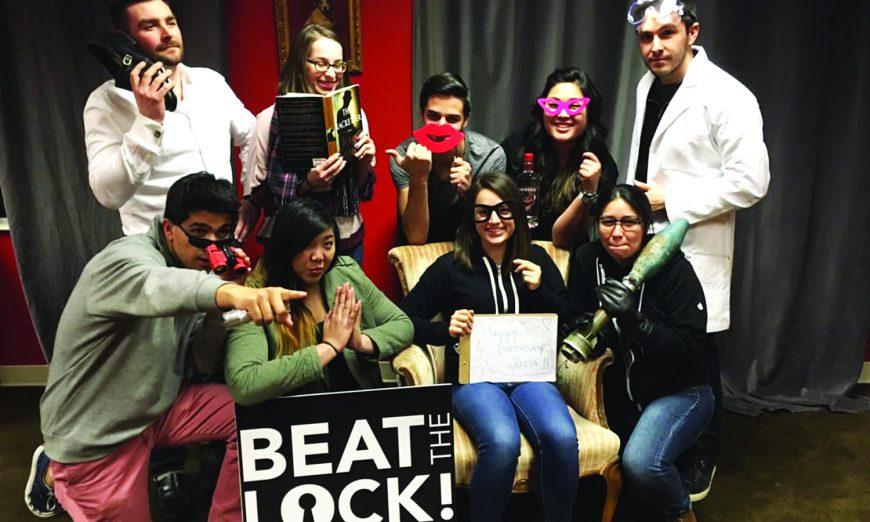 Beat The Lock Spy Room Santa Clara