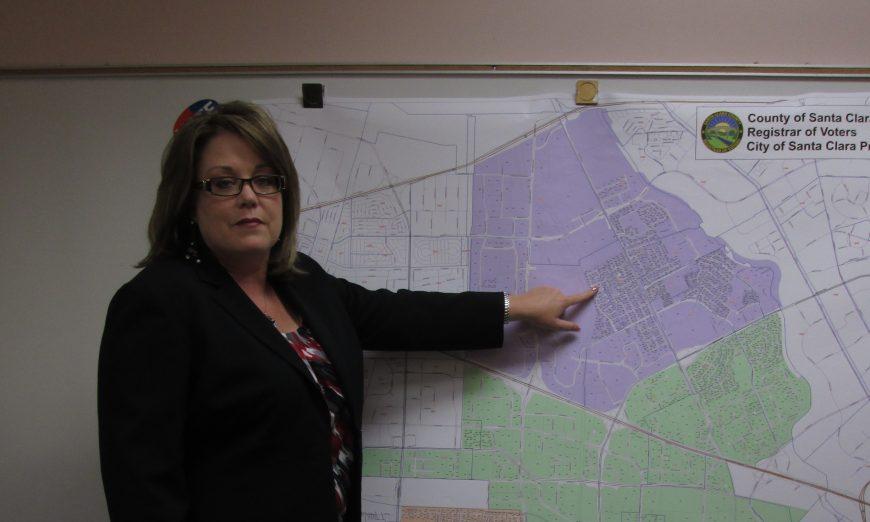 Santa Clara's New Council Districts