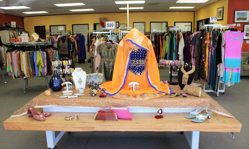 Sunnyvale Maitri Boutique helps South Asian with domestic violence