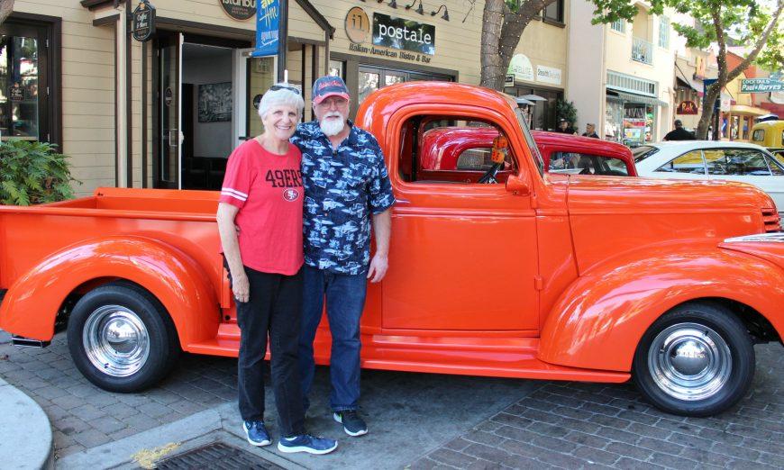 Sunnyvale PAL Car Show