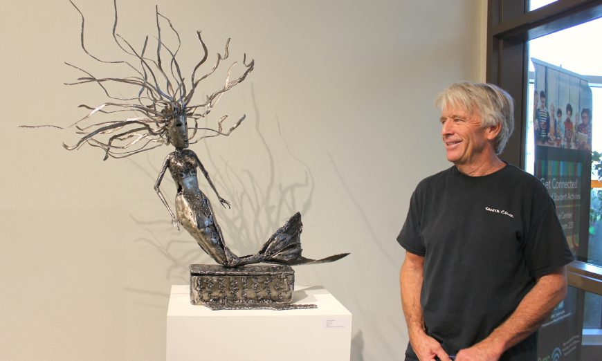Vargas Gallery: Metal Art
