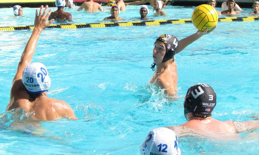 Wilcox Chargers Santa Clara Bruins Water Polo