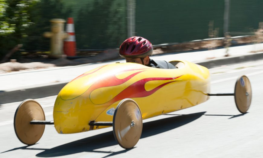 Silicon Valley Soap Box Derby