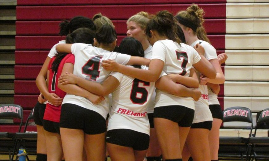Fremont Firebirds Volleyball