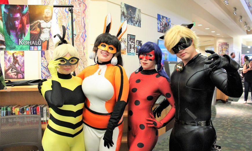 Library Comic Con