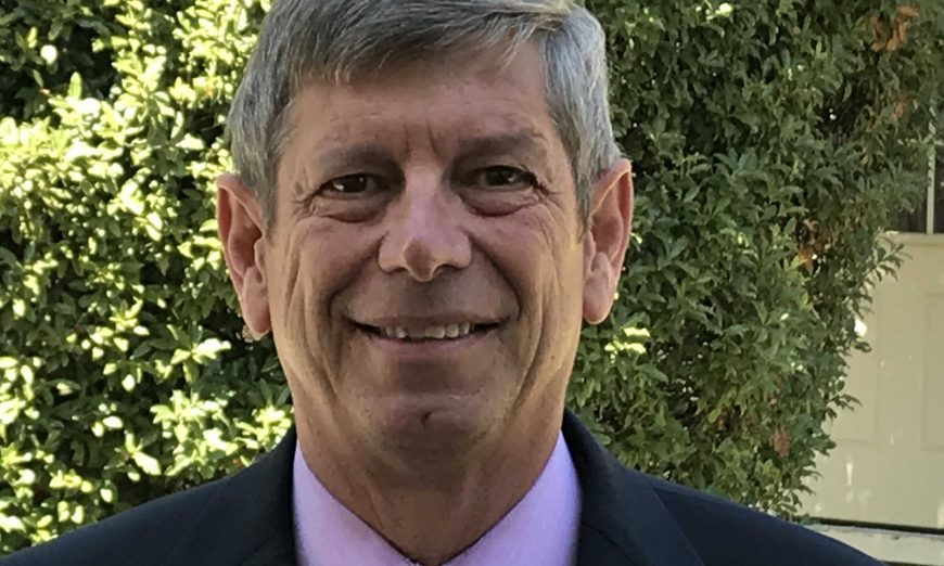 Sunnyvale Mayoral Candidate: Glenn Hendricks