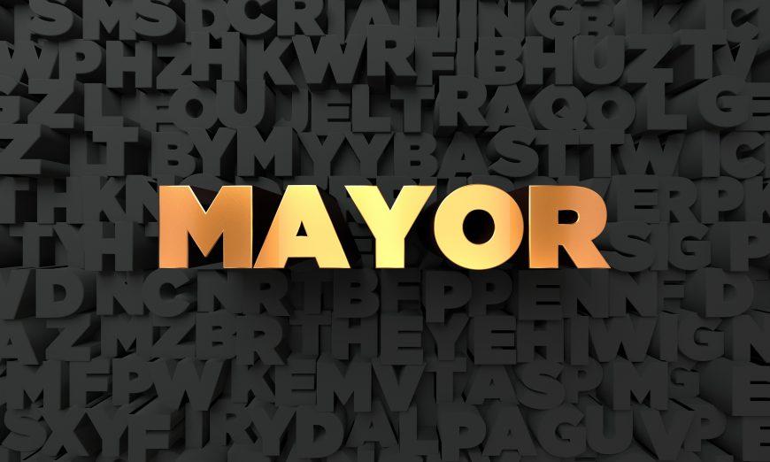 Milestones: Madam or Mister Mayor