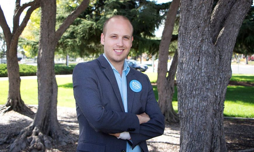 Santa Clara Mayor Candidate: Anthony Becker