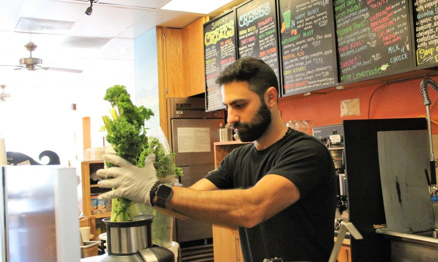 Crepes Bistro: vegetarian, vegan and gluten-free
