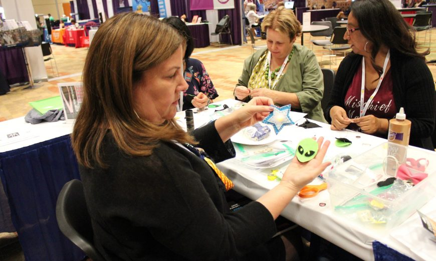 Librarians Are Booked at California Library Association's 2018 Conference