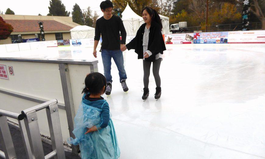 Santa Clara Ice skating Rink