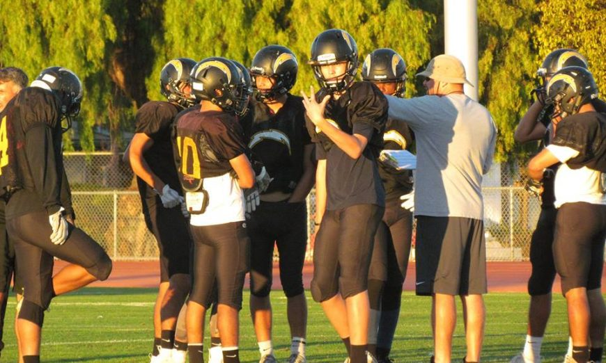 Wilcox Chargers Prepare for CCS