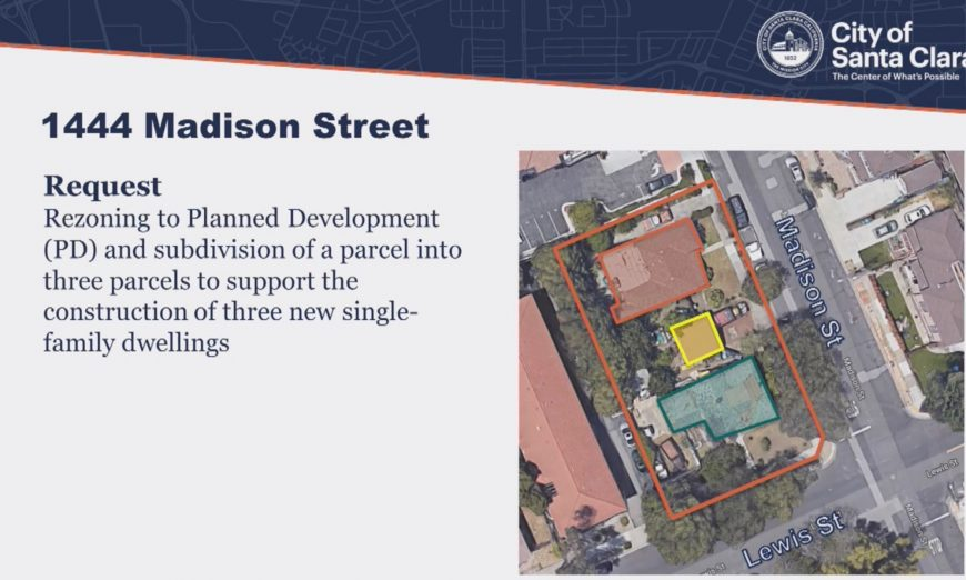 Planning Commissioners Consider Quality of Life Impacts from Construction 1444 Madison St., McDonald's