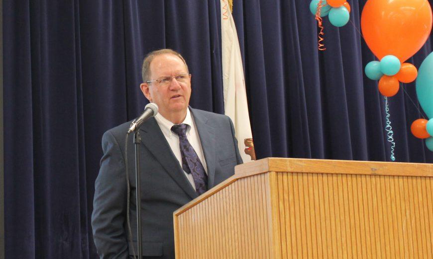 SCUSD Superintendent Dr. Stanley Rose Announces Retirement, AP Class, STEM, Santa Clara Unified School District