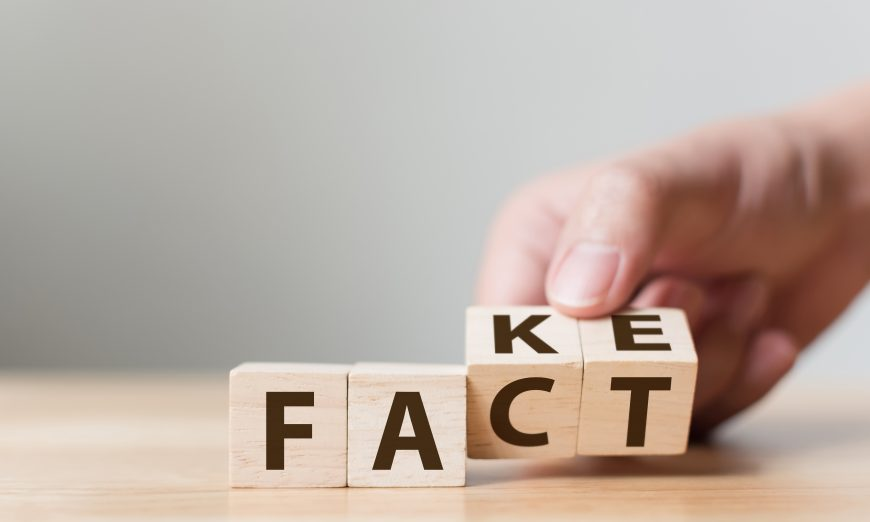 Milestones: Factual fights fake!, Blog, Blogger, Newspaper, California News Publishers Association