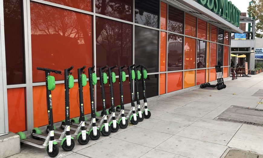 Santa Clara Places Emergency Moratorium on E-Scooters, Rideshare Bikes, Lime. Bird
