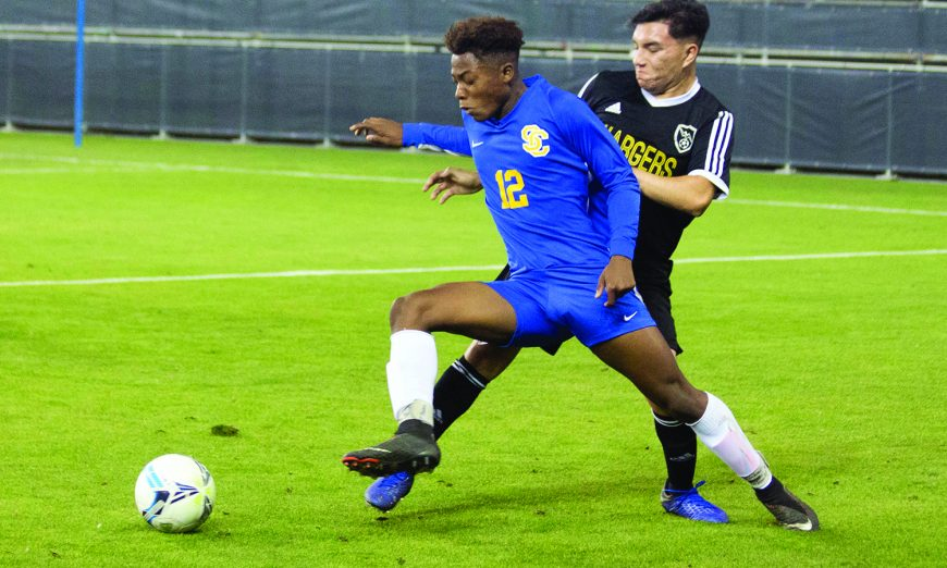 Santa Clara Bruins, Wilcox Chargers Battle to Draw in Preseason Match at Avaya, The High School Soccer Series
