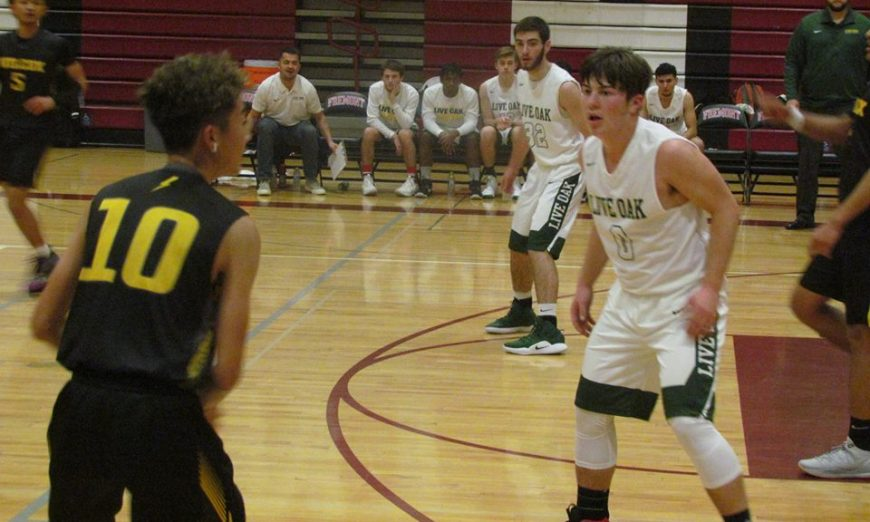 Ballin' Baddo's 3 Ball Fuels Chargers in Tournament Win, Devin Baddo, Coach Robert Toloy