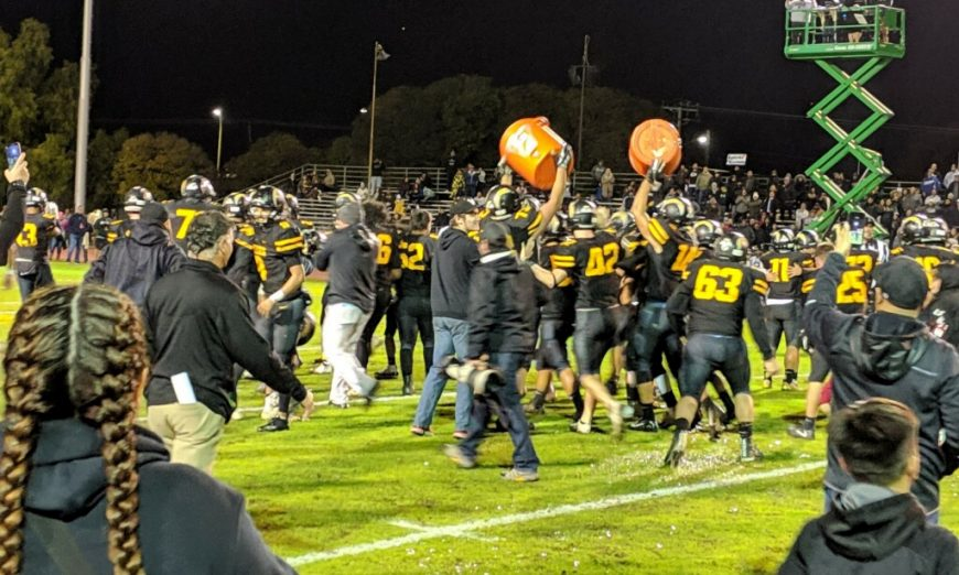 Wilcox Chargers Win State Championship, Coach Paul Rosa