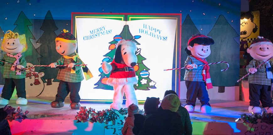 Let It Snow at Great America Third Annual WinterFest