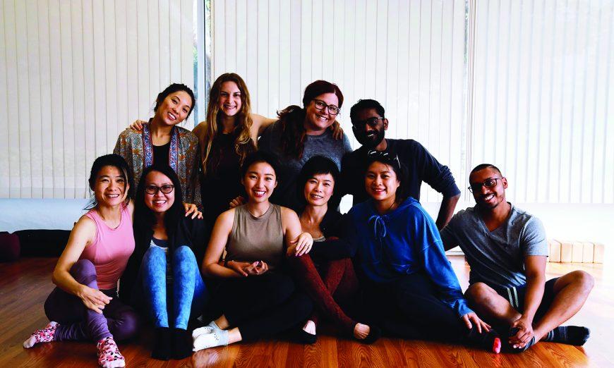 Jiaren Yoga non-profit in Santa Clara