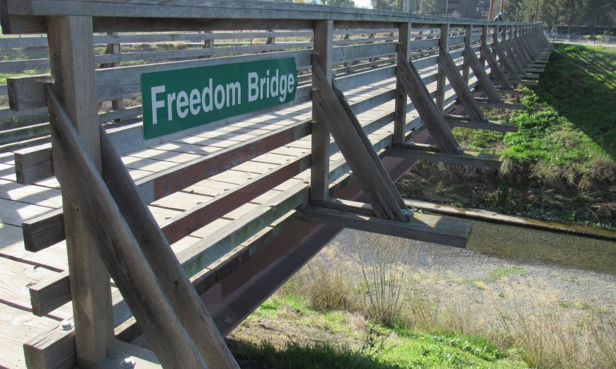 Freedom Bridge Intel, Santa Clara Valley Water District
