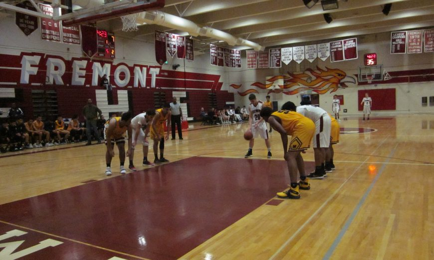 Fremont Firebirds Can't Hang with Milpitas Trojans
