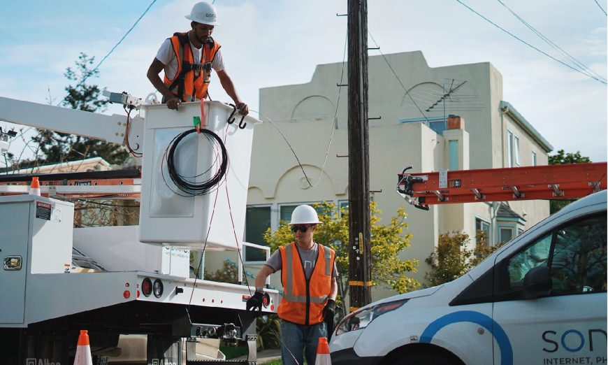 Sonic Announces Internet Service Improvement in the Bay Area, Gigabit Fiber, eero