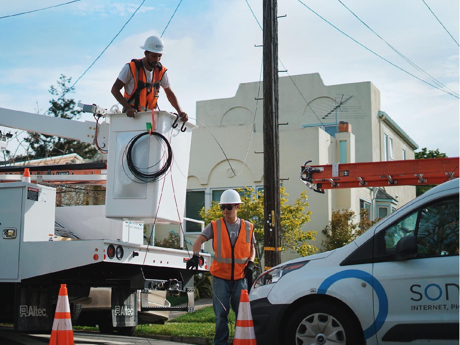 Sonic, eero Bring Internet Service Upgrades to Bay Area