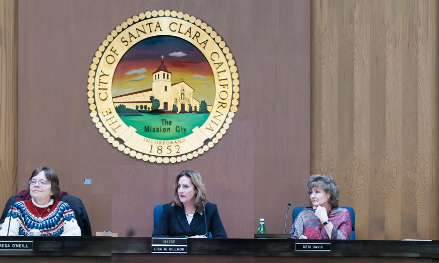 Message of Annual Council Goal-Setting Meeting: Not Enough People, Space, Money, City Manager Deanna Santana, strategic planning