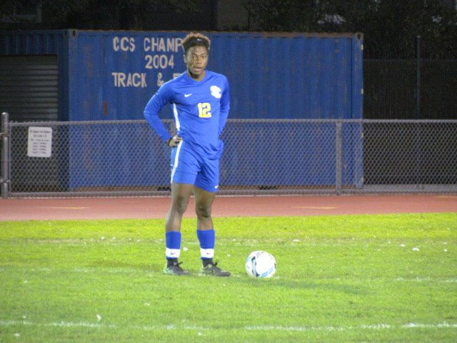 Santa Clara Bruins Upset Division-Leading Homestead, Anthony Curiel