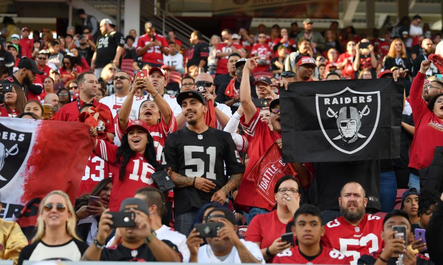 2019 Raiders Season at Levi's Would Add $1 Million to City's Bottom Line, Levi's Stadium
