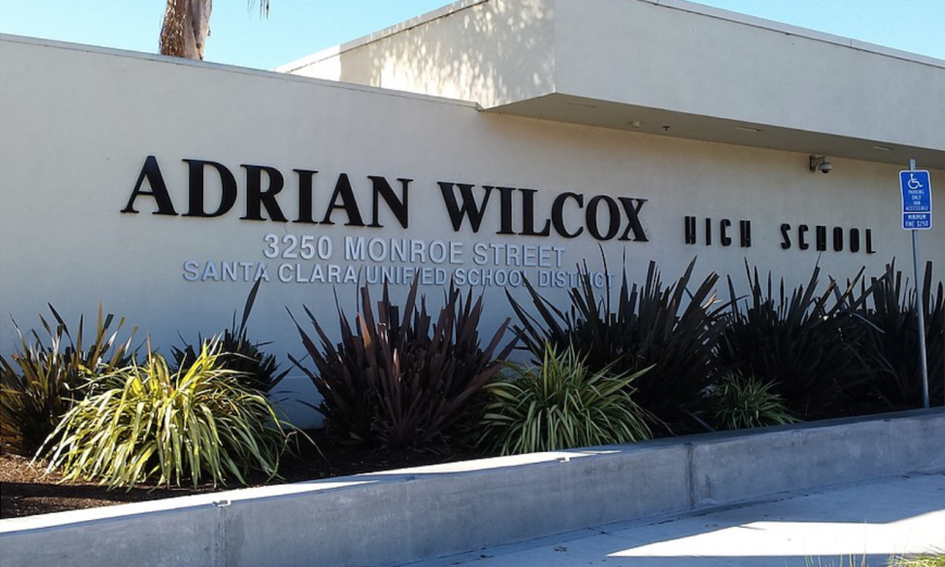 Wilcox High School Ranks as Top Bay Area School, Niche, Santa Clara High School