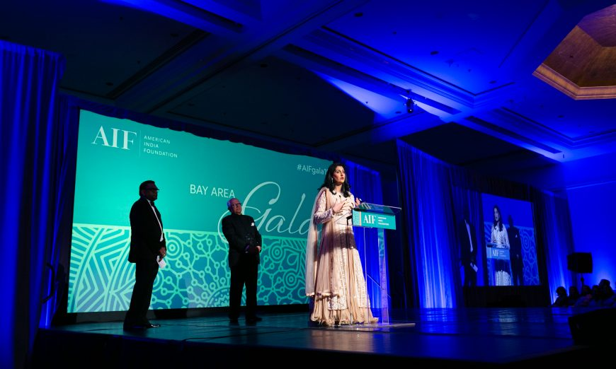 American India Foundation Annual Bay Area Gala Celebrates Women's Empowerment, Maternal Health, Maternal and Newborn Survival Initiative, Market Alliance Skills Training
