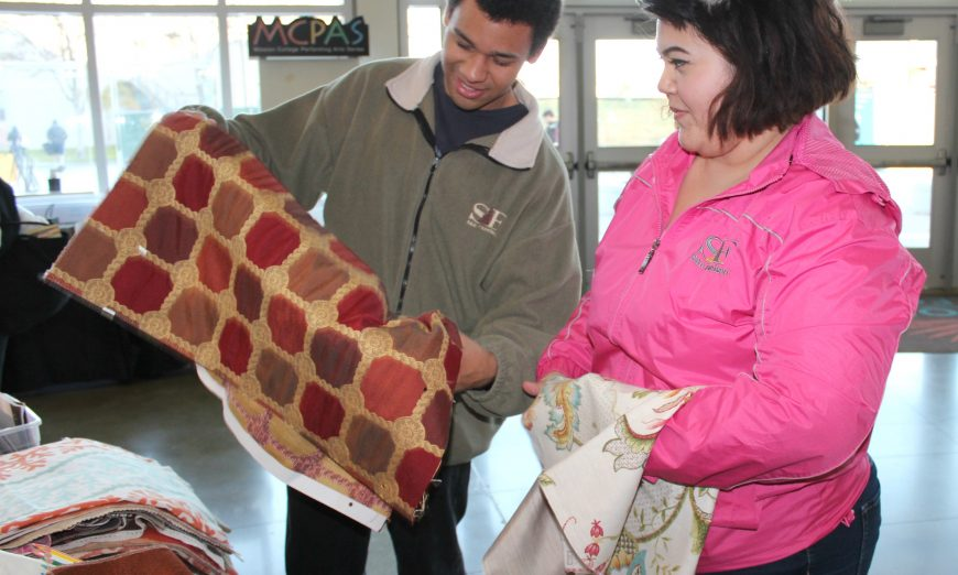 FabMo Offers Fabric and More for Artistic Endeavors, non-profit