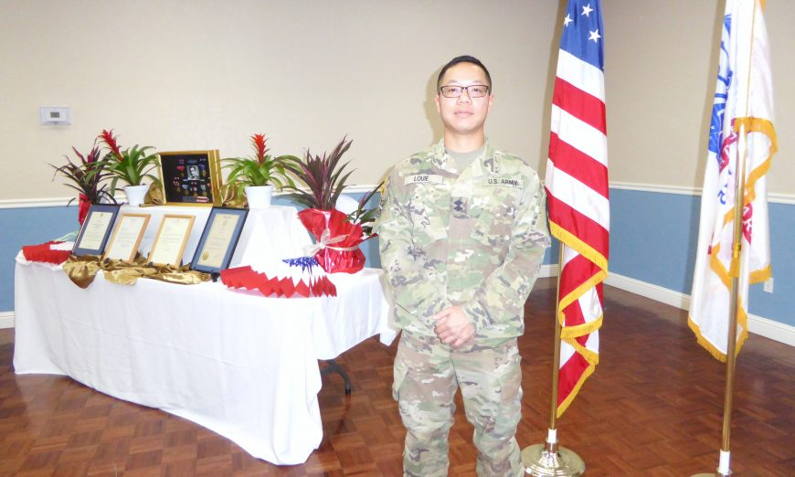 U.S. Army, Brandon Louie, Chinese American, Flying Tigers, Signal Corps