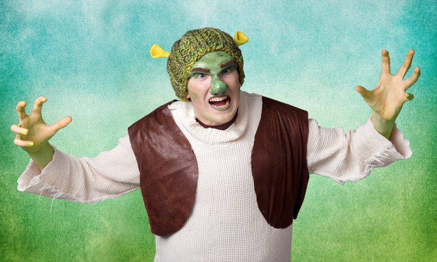 Peninsula Youth Theatre Celebrates Self-Acceptance and Friendship in Tony-Award Nominated Shrek the Musical