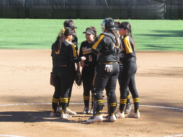 Chargers Still Searching for the Right Outlet, Adriana Martinez, Ameryss Meza, Los Gatos-Saratoga Tournament