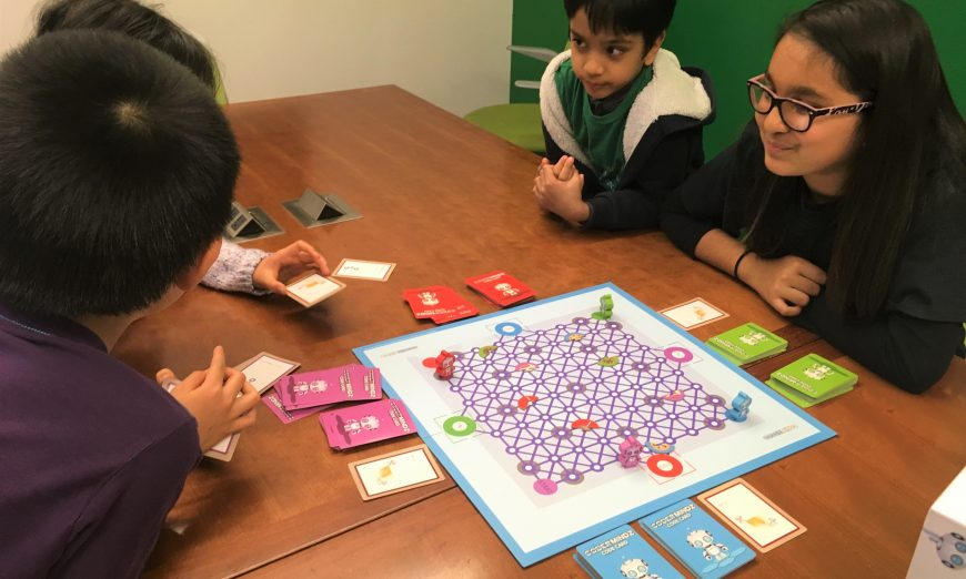 CoderMindz and Artifitial Intelligence Game