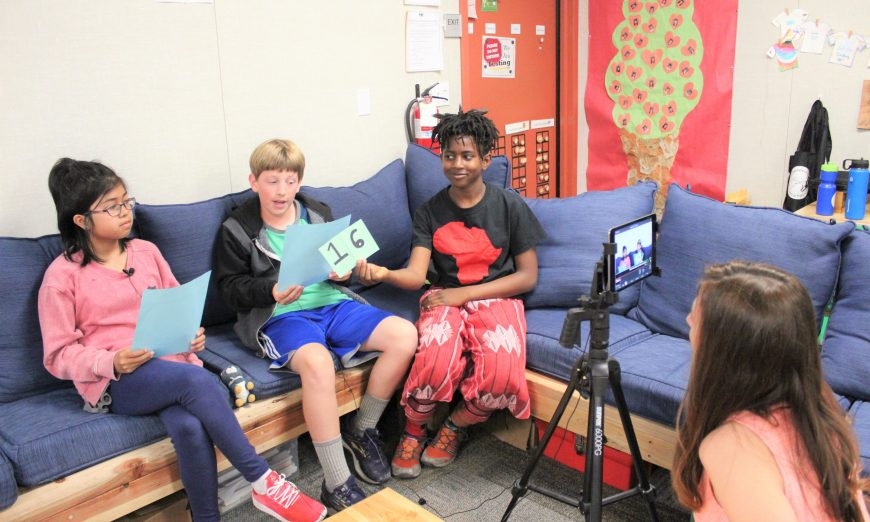 Student Run News Show