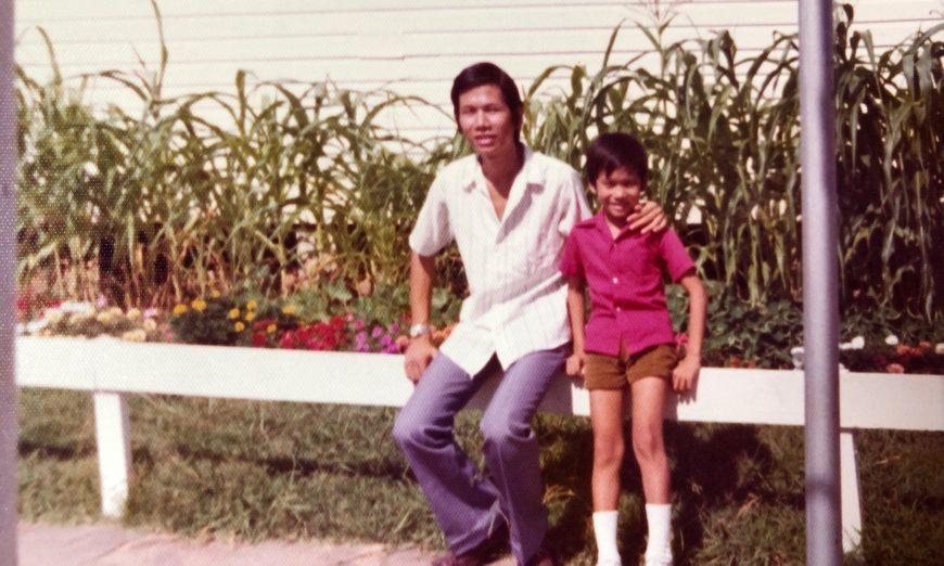 Chief Phan Ngo fled Vietnam Vietnamese