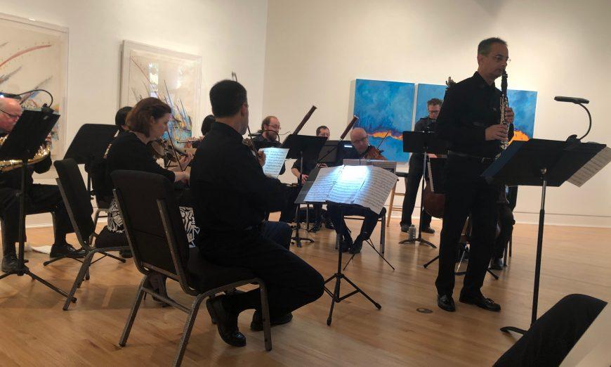 Peninsula Symphony Chamber Players at Triton