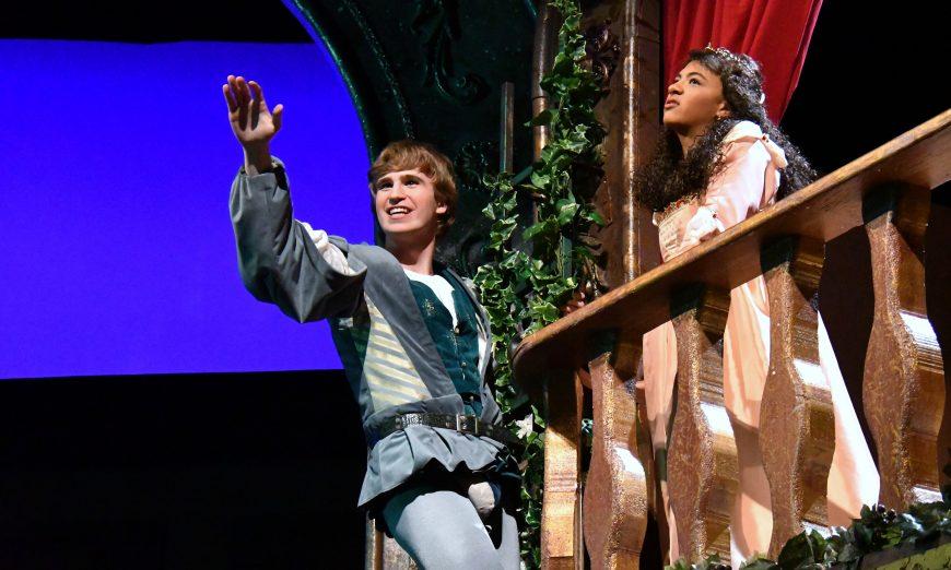 Romeo and Juliet, Sara Session, Derek Sikkema
