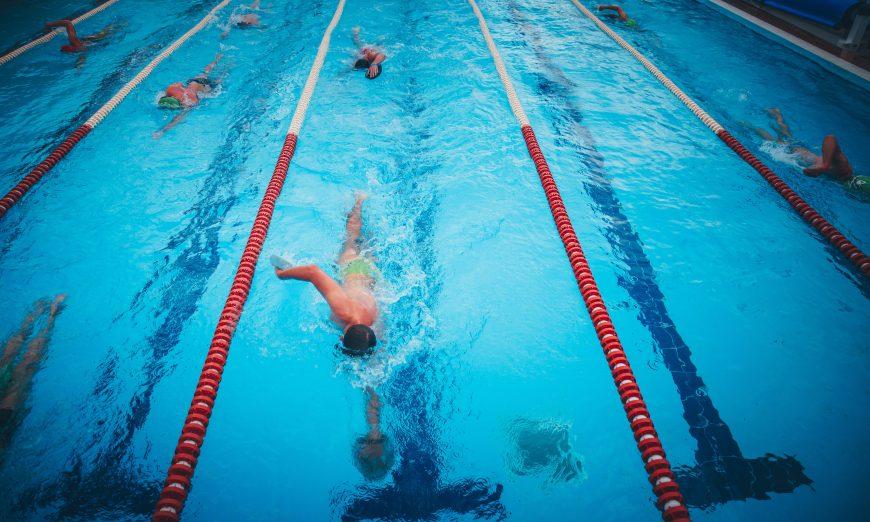 swim center George Haines Kylli property