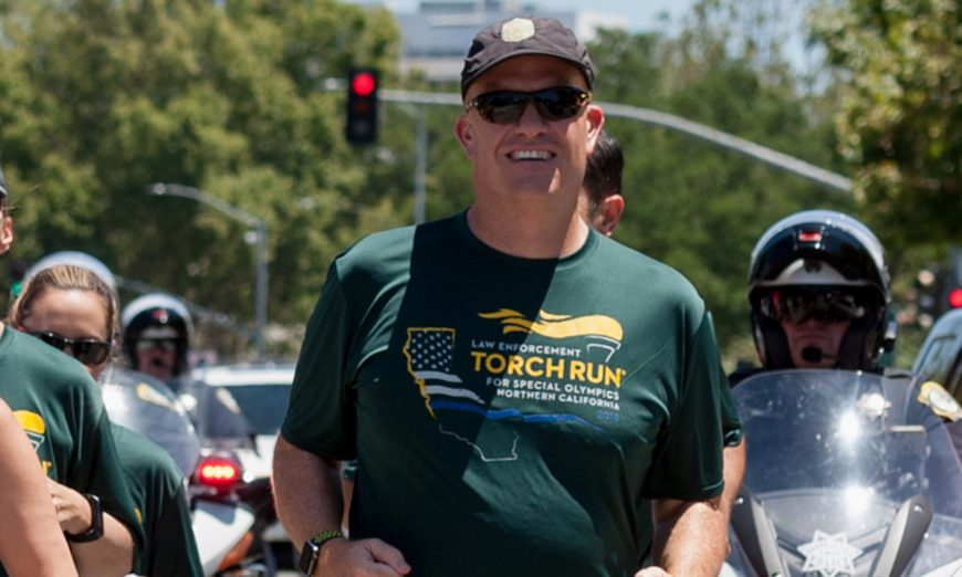 Dan Winter Assistant Police Chief Assistant Police Chief Dan Winter Northern California Special Olympics